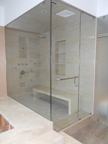 design a shower door that meets your needs and your sense of style
